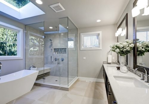 Bathroom extensions