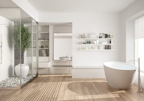 7 Ways To Make A Statement With A Small Bathroom
