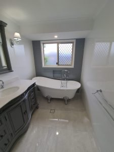 bathroom renovations Netherby