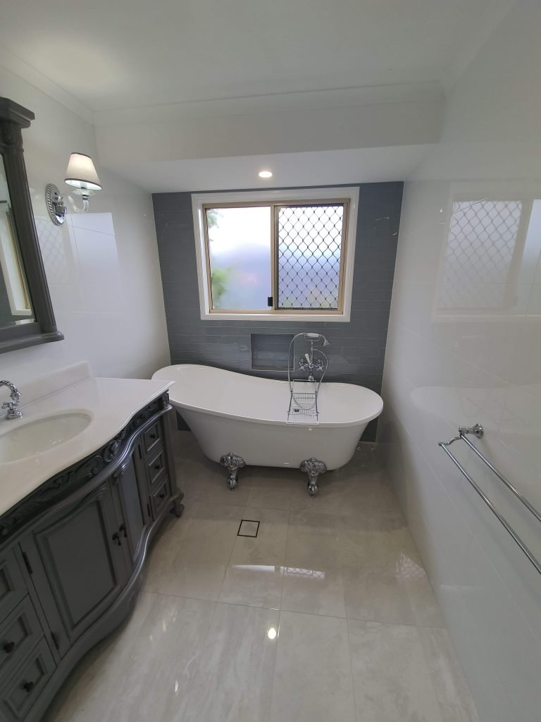 bathroom renovations North Adelaide