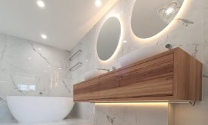Toorak Gardens Prestige bathroom renovations